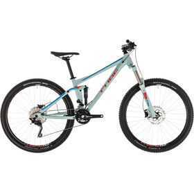 Cube Sting WS 120 EXC Women Lightblue'n'Coral